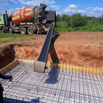 Купить бетон для фундамента цена спб купить бетон в твери с доставкой цена